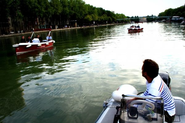 Chasse au Trésor sur la Marne