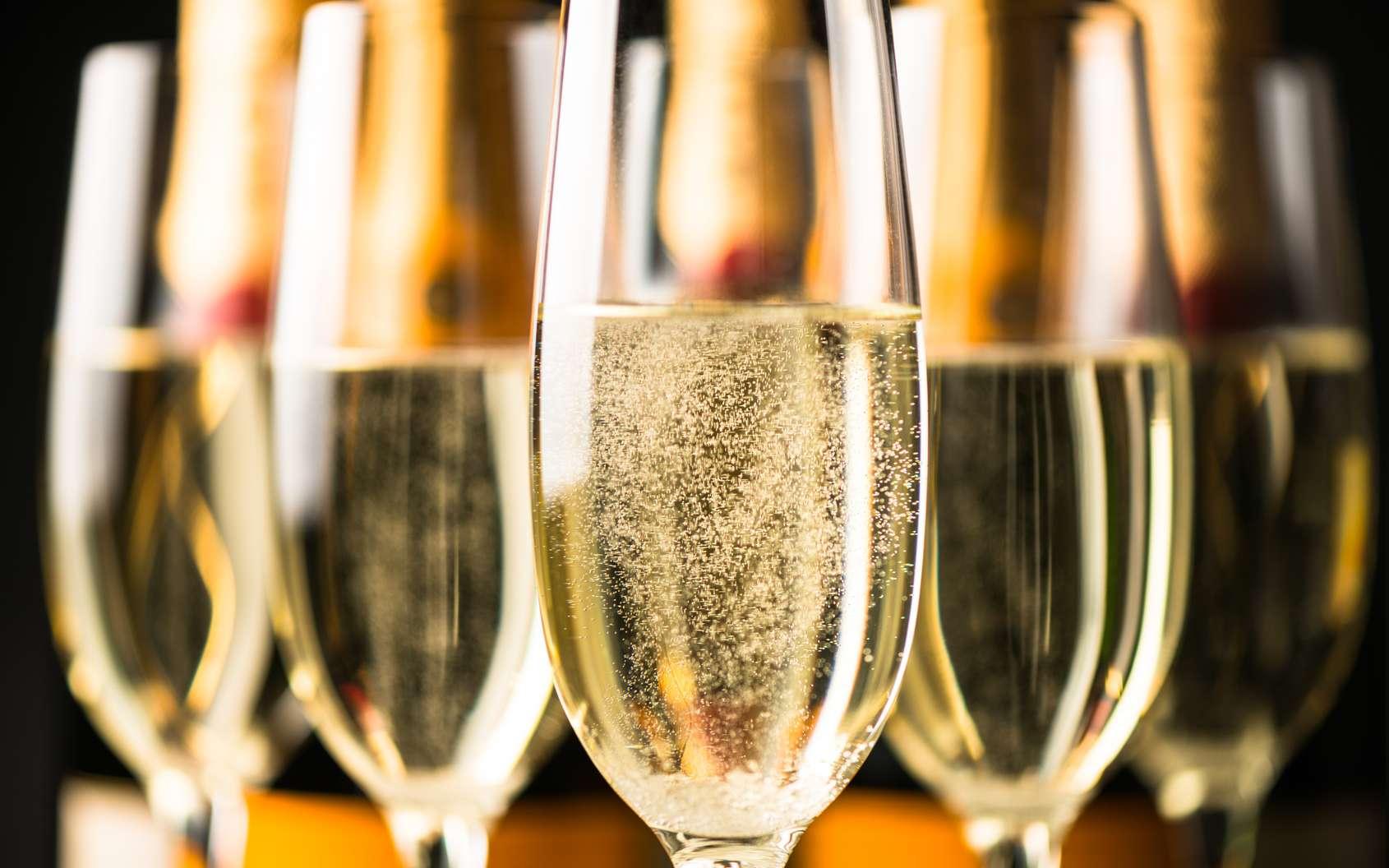 Initiation à la dégustation du Champagne