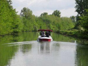 Escapade au fil des canaux de la Marne