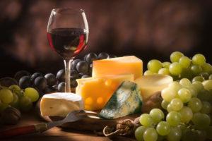 Accords grands vins et grands fromages