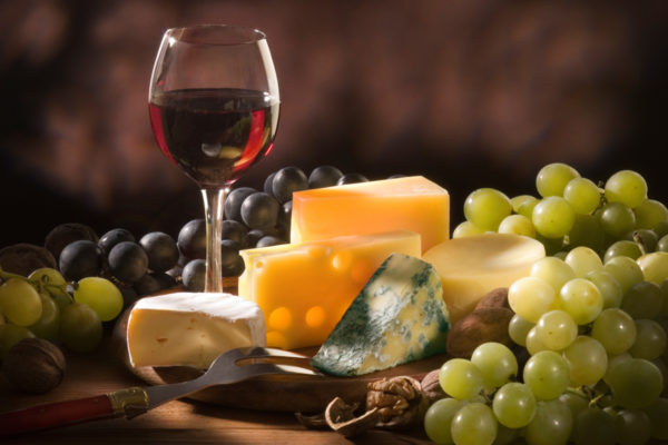 Accords grands vins et grands fromages