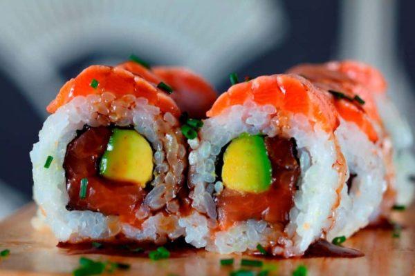 Atelier création de Sushi