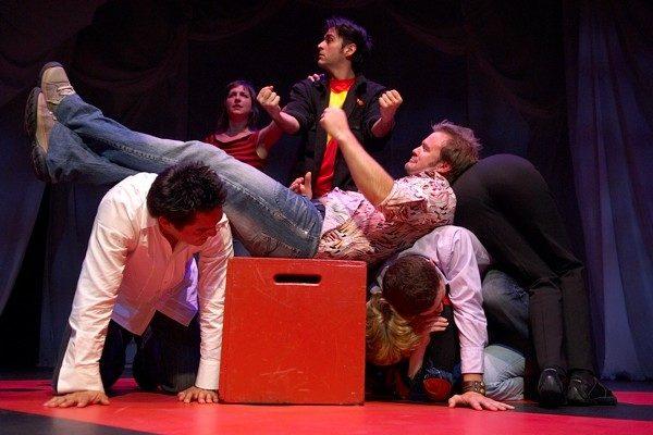 Le théâtre d'improvisation