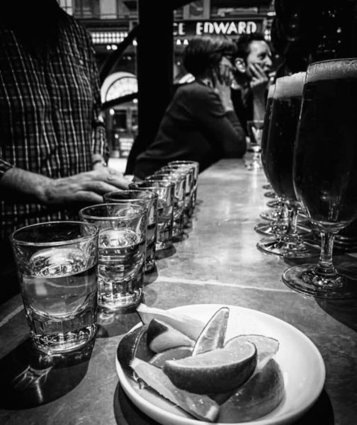 Dégustation de bières d'exception