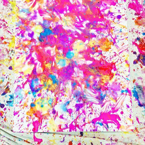 Art & Paintball - Créez votre fresque géante