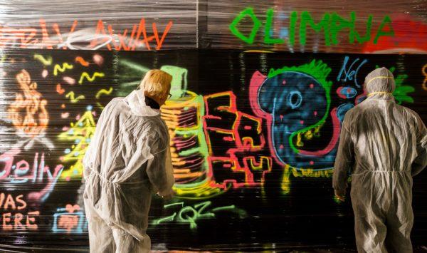 Initiation au Street Art
