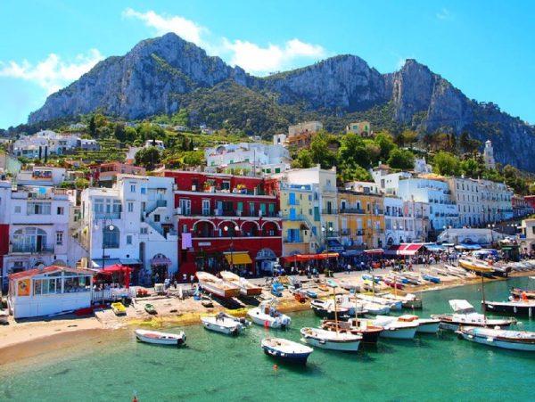 Séminaire sur la Côte Amalfitaine