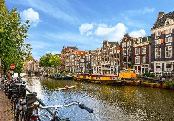 Séminaire à Amsterdam