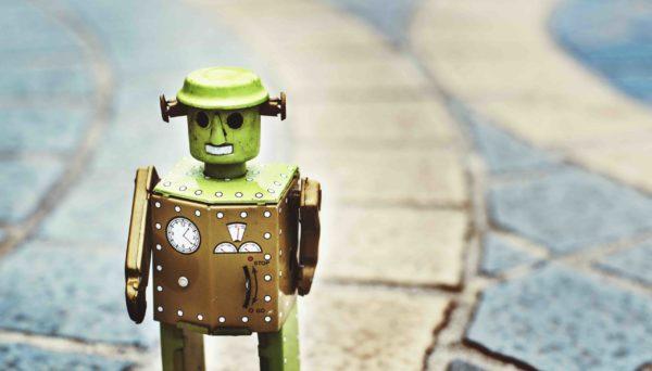 Création d'un robot autonome en équipe