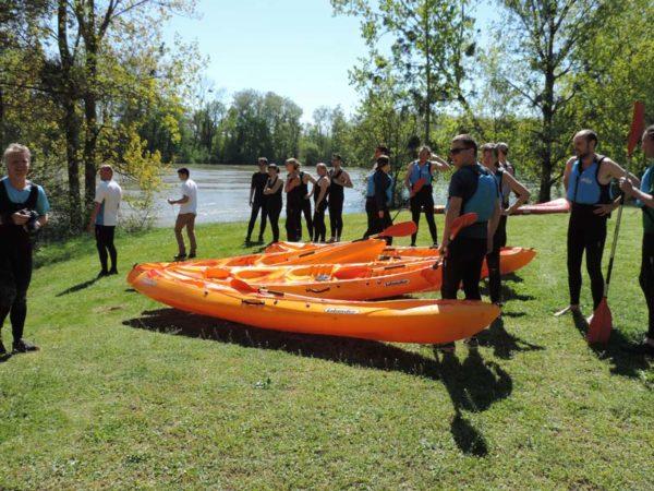 Challenges sur la Saône