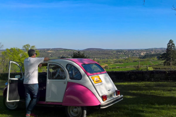 Rallye énigme : Virée en 2CV à Lyon